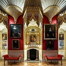 The Gallery at Strawberry Hill House