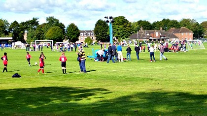 • Udney Park Playing Fields declared an Asset of Community Value